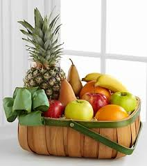 fruit baskets the ftd thoughtful gesture fruit basket