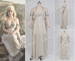 Daenerys Targaryen Costume Game Of Thrones Daenerys Targaryen Mother Of Dragons Dress Suit