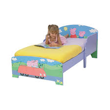 Babies R Us Toddler Bed Peppa Pig Storytime Toddler Bed Peppa Pig Bed Applied For Pretty