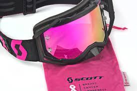 pink motocross goggles bca goggle scott