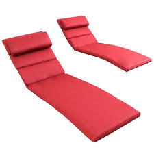 chair u0026 sofa interesting chaise lounge cushions for better chaise