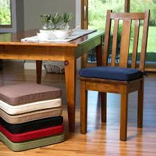 Pads For Dining Room Table Gripper Chair Cushions Dining Room Chairs Furniture Seat Cushion