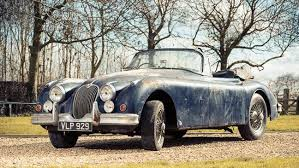 Barn Finds Cars Amazing Barn Find Auction Hits 1m Bt