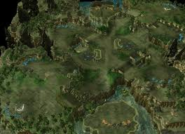 Goo Map Working On My First Starcraft 2 Map Outsider Xandros Editor