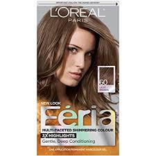 cool light brown hair color amazon com l oreal paris feria hair color 60 light brown