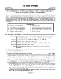 Resume Business Analyst Sample by Systems Analyst Resume Sample Hczrwmq Resumeguide Org