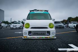 stanced cars always wished we got more kei cars in the us stance