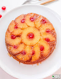 pineapple upside down cake cook with manali