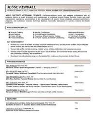 professional curriculum vitae sample template of a fresher
