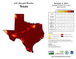 Us Drought Map Nielsen Gammon John