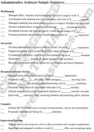 Administrative Assistant Objective Resume Examples by 26 Best Best Administration Resume Templates U0026 Samples Images On