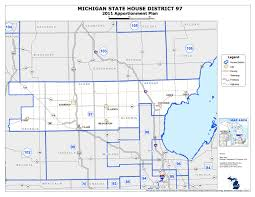 the 97th district michigan house of representatives robert