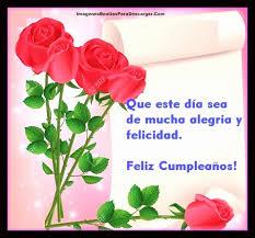 imagenes bonitas de cumpleaños para el facebook postales de rosas para cumpleaños con frases bonitas modelos de