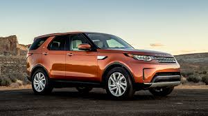 first land rover 2017 land rover discovery first drive rounded but still grounded