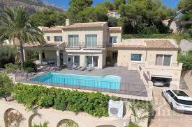 Villa Kaufen Luxusvilla Altea Costa Blanca Spanien Moderne Villa Zu Verkaufen