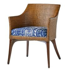 caicos rattan chair traditional rustic folk seating dering hall