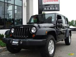 black jeep rubicon 2008 black jeep wrangler unlimited rubicon 4x4 33236589