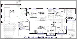 awesome free 4 bedroom house plans and designs photos home