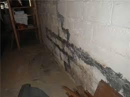 Mold On Basement Walls Cinder Block - quality 1st basement systems basement waterproofing photo album