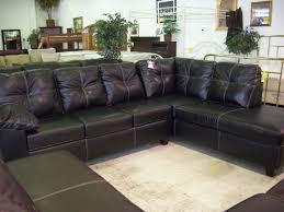 Black Sectional Sleeper Sofa by Furniture Inspiring Design Of Leather Sectional Sleeper Sofa For