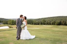 rustic country club wedding photos