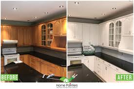 easiest way to paint kitchen cabinets kitchen cabinet painting cost 2021 home painters toronto