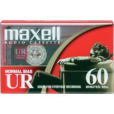 maxell cassette maxell normal bias ultrium audio cassette 109010 b h photo