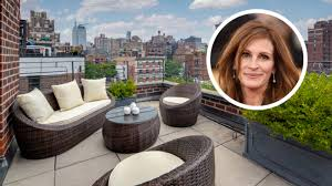 new york apartment for sale julia roberts lists new york city penthouse variety