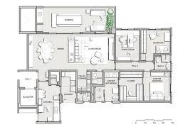 separate in law house plans