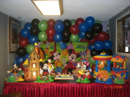 mickey mouse clubhouse party supplies mickey mouse party ideas mickey mouse clubhouse birthday party
