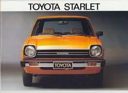 lexus used car from japan toyota starlet kp60 belguim ad nom nom nom jdm cars
