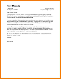 Cover Letter For Substitute Teaching Position Cover Letters For Teacher Image Collections Cover Letter Ideas