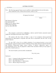 Business Letterhead by 4 Company Profile Sample Letter Company Letterhead