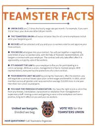 teamster facts teamsters local 371