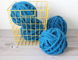 make chunky wool cord for giant knitting projects cara corey
