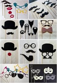 best 25 diy photo booth props ideas on photo props