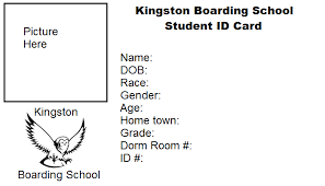 kbs student id card template by magpops on deviantart