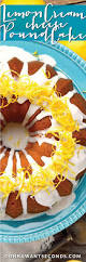 lemon cream cheese pound cake gonna want seconds