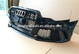 audi kits a6 facelift for audi a6 rs6 kits in golssy black or carbon