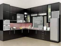 Kitchen Set Minimalis Hitam Putih 10 Model Kitchen Set Minimalis Modern Terbaru Info Dapur Rumah