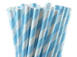 paper straws striped paper straws two bees