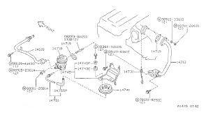 nissan ga16de engine diagram nissan vg30 engine diagram wiring