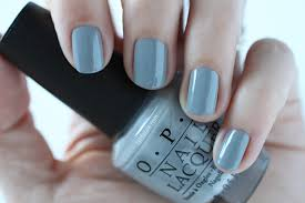 manicure mondays opi fifty shades of grey fab fatale