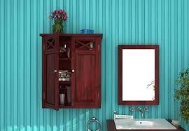 bathroom cabinets buy wooden bathroom cabinet online at 60 off