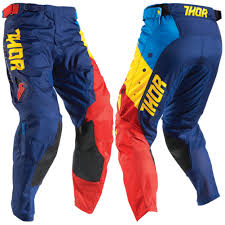 mx motocross gear thor mx pulse aktiv mens off road dirt bike motocross pants ebay