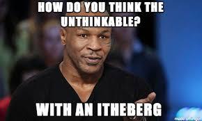 You Think Meme - how do you think the unthinkable meme on imgur