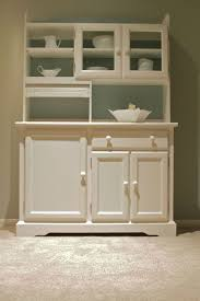 Kitchen Sideboard Hutch Kitchen Awesome Country Style Hutch And Buffet White Kitchen