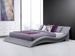 Schlafzimmer Queen Schlafzimmer Ilmor Weißes Queen Bett Polsterbett Doppelbett Design