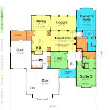 master suite plans house plans with two masters cool dual master suite floor plan