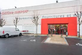 les magasins office depot fournitures magasin office depot rosny fournitures mobiliers de bureau